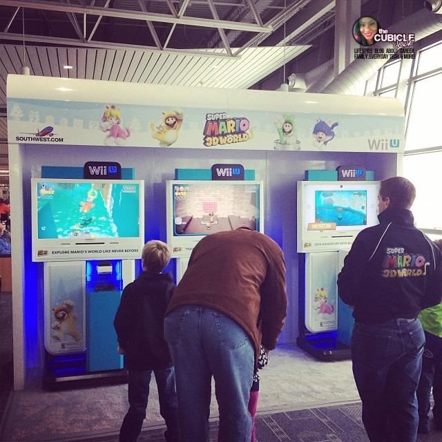Nintendo Wii U Gaming Lounge