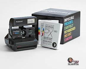 Polaroid OneStep Closeup Camera Kit by Impossible