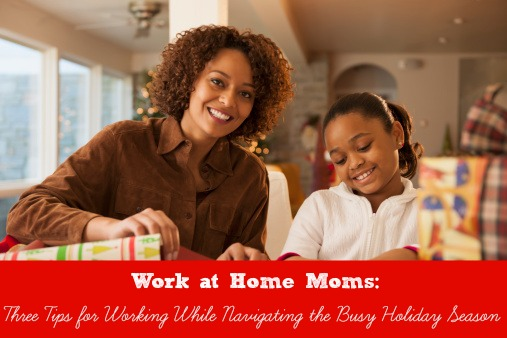 Three Tips for Working While Navigating the Busy Holiday Season