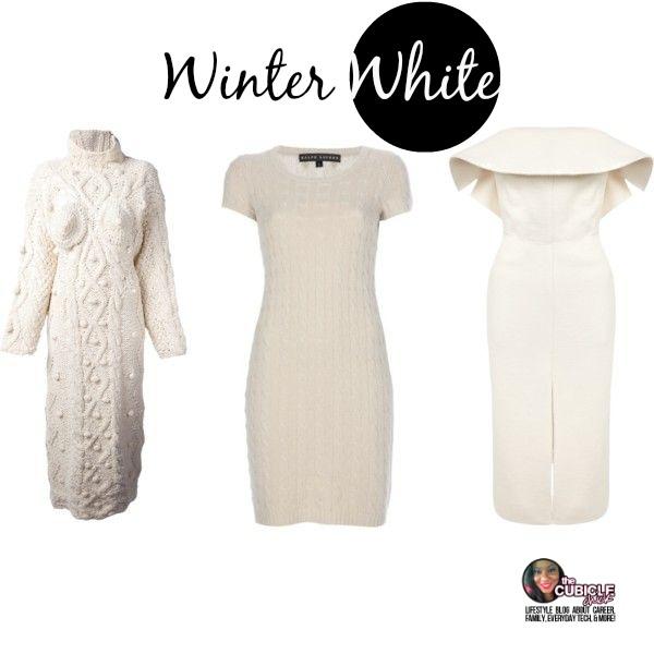Winter White Dresses Your Stylist Karen