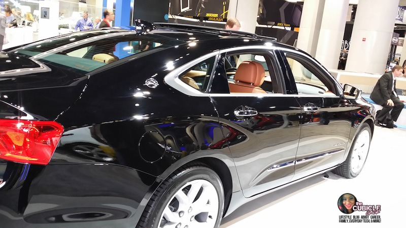 2014 Chevy Impala CES 2014