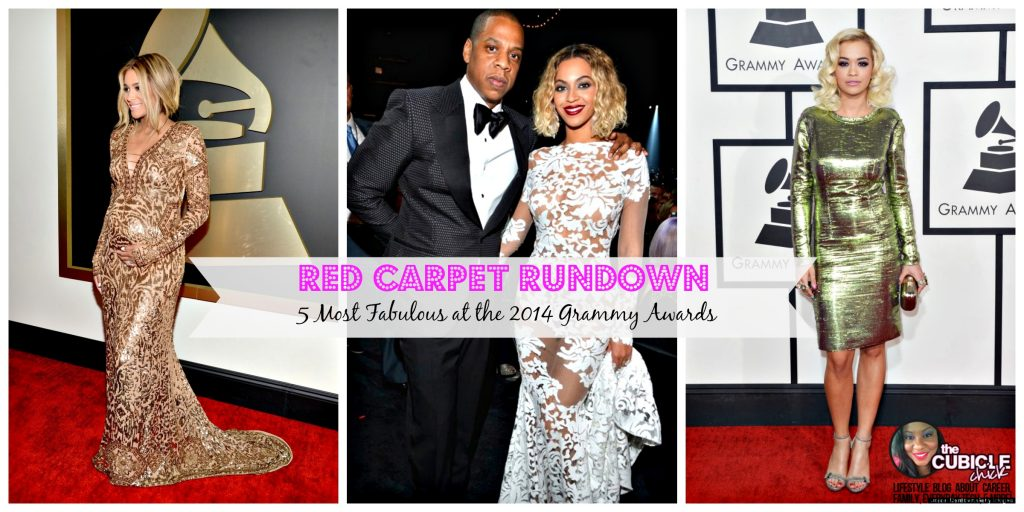5 Most Fabulous at the 2014 Grammy Awards