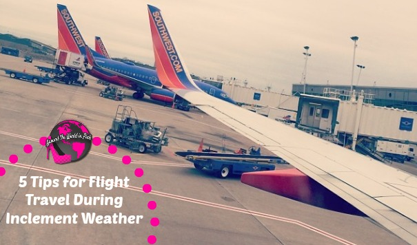 5-Tips-for-Flight-Travel-During-Inclement-Weather