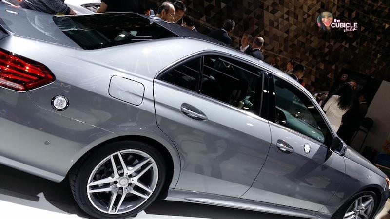 Mercedes Benz CES 2014