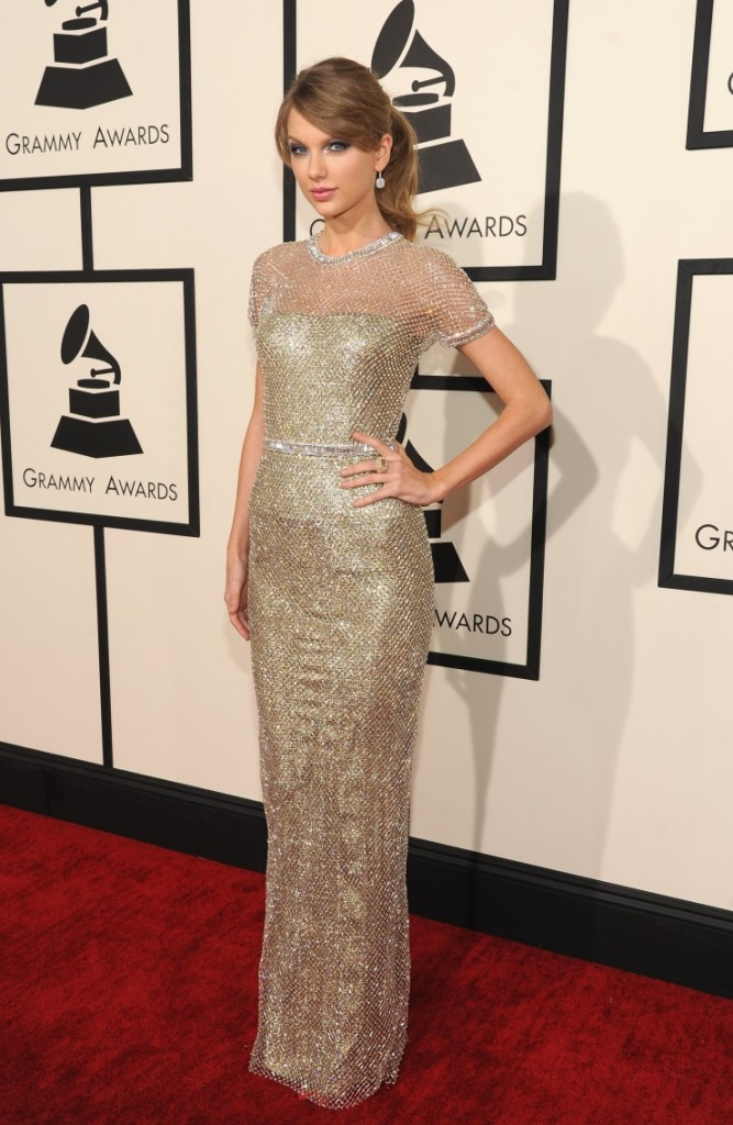 Taylor Swift 56th Annual Grammys