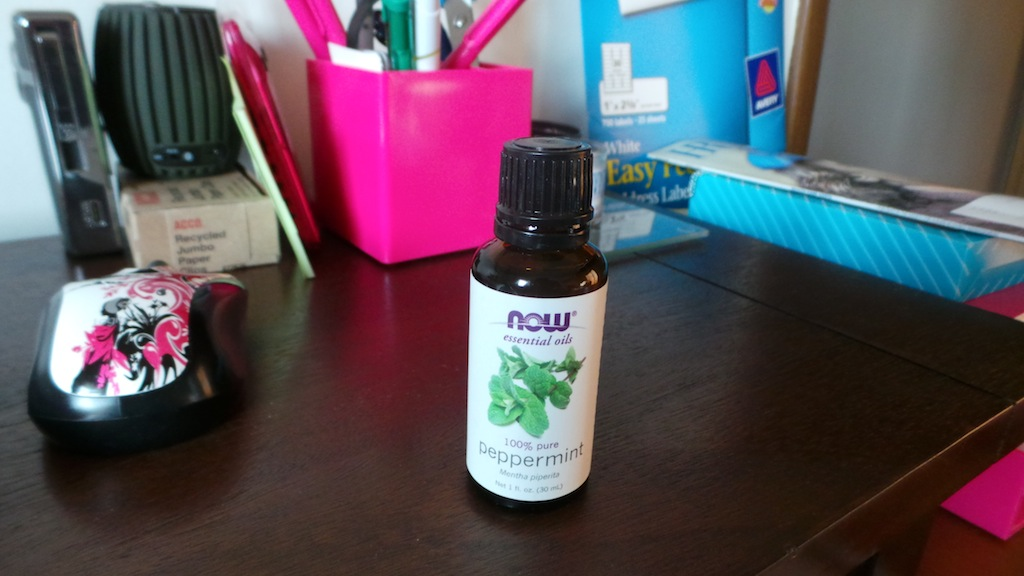 Improve Workplace Wellness With Use of Essential Oils