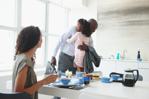 In Our Quest to Validate Working Moms, Are We Alienating Working Dads?