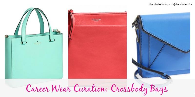 Career Wear Curation Crossbody Bags