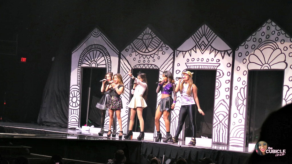 Fifth Harmony Neon Lights Tour St. Louis