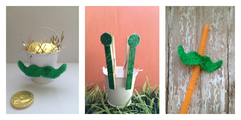 Three Easy DIY St. Patrick's Day Crafts
