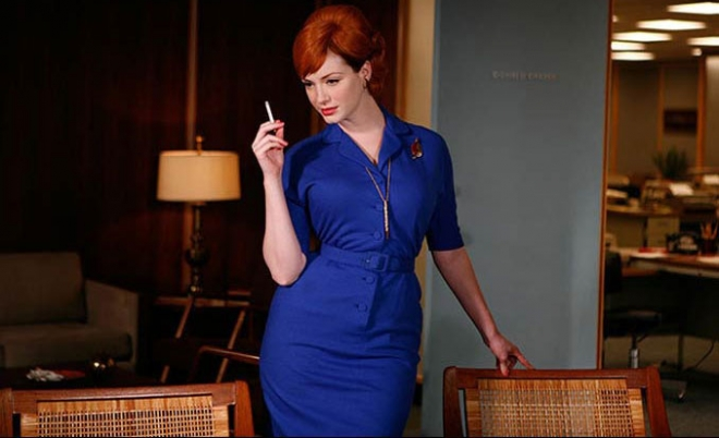 Joan From Mad Men Style