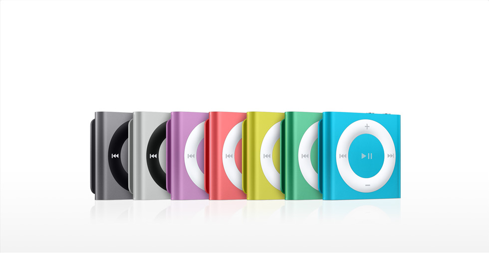 Giveaway: iPod Shuffle and $15 iTunes Gift Card for Workplace Wellness