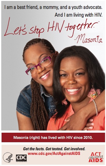 Stop HIV Together Masonia