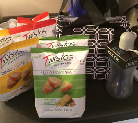 Giveaway: Twistos On the Go Kit + Chef Gaby Dalkin Shares Snack Recipes