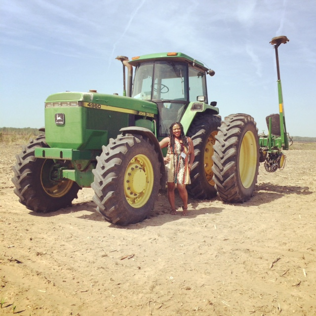 On the Farm Again: Seeing Agriculture From a Farmer's Perspective #Plant14