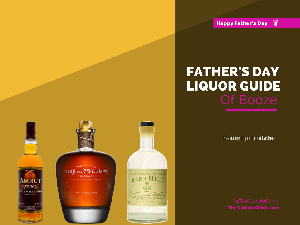 An Awesome Father's Day Liquor Guide of Booze