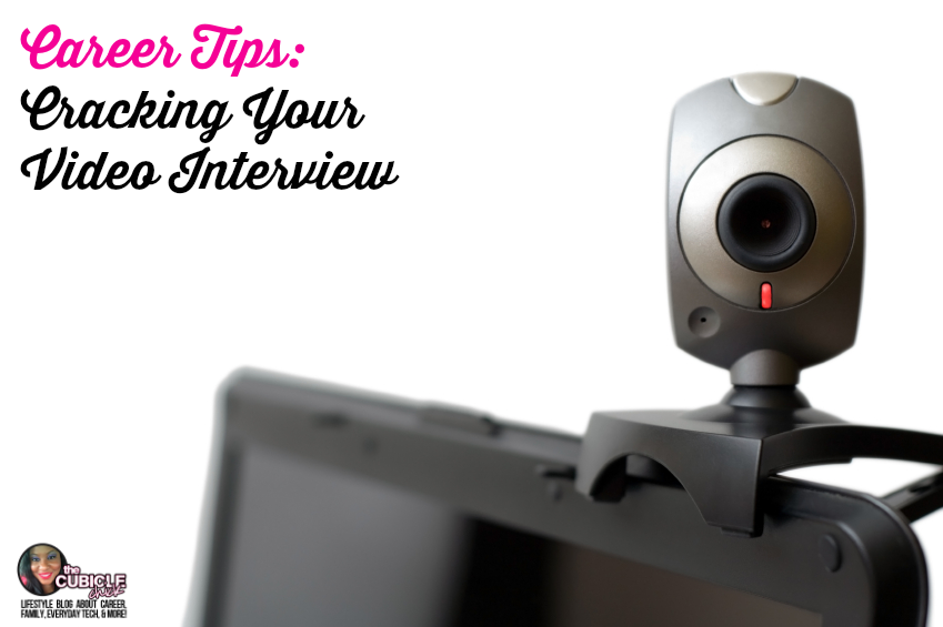 Career Tips Cracking Your Video Interview