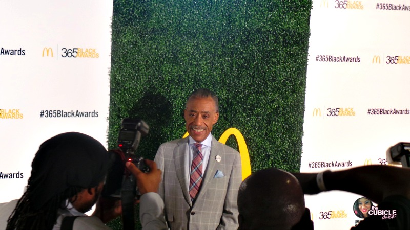365Black Awards Al Sharpton