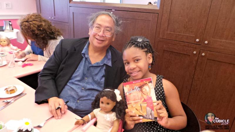 Author Laurence Yep