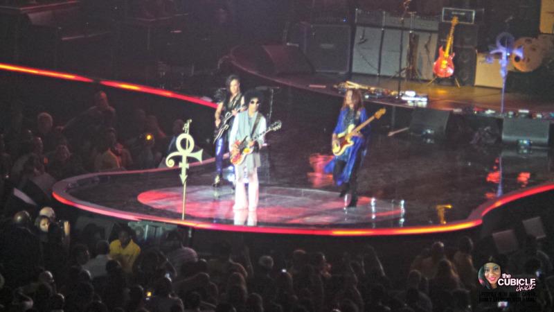 Prince Essence Fest Concert