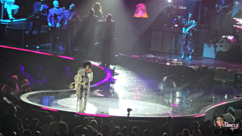 Prince at Essence Fest
