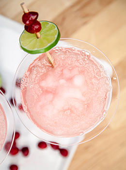 frosted cosmo