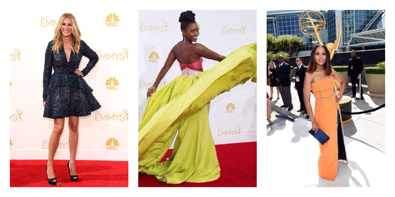 Watercooler: Top 5 Most Fab on the 2014 Emmy Red Carpet