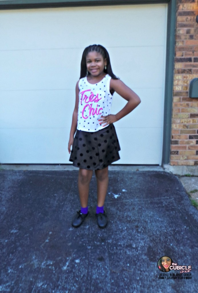 Fifth Grade First Day