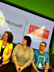 Microsoft & Parade Magazine Discuss Education and Technology