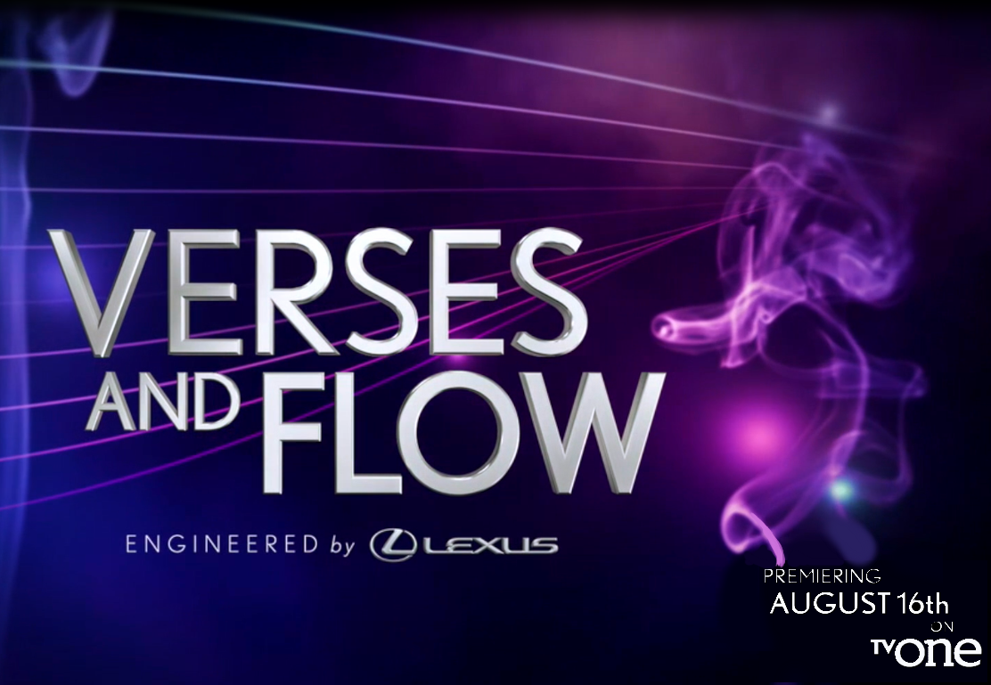 New Season of @Lexus Verses and Flow Premieres Aug. 16th on TV One