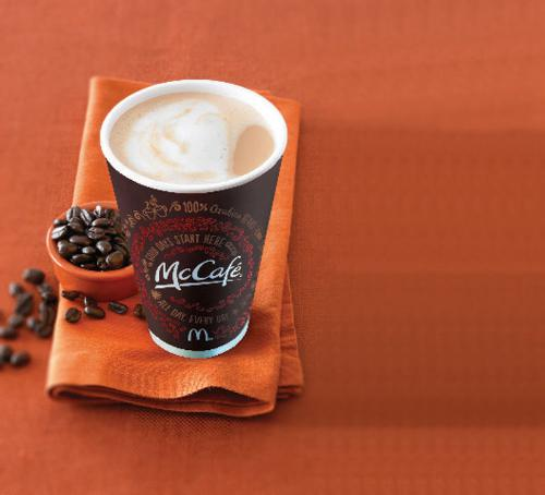 McDonald's McCafe Free Coffee Event Begins 9/16 Nationwide #SipandTell