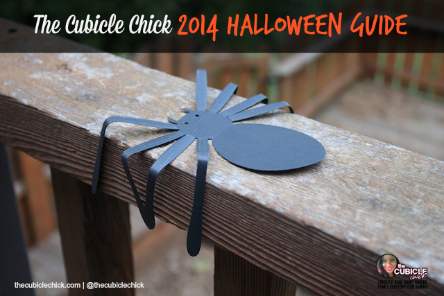 The Cubicle Chick 2014 Halloween Guide