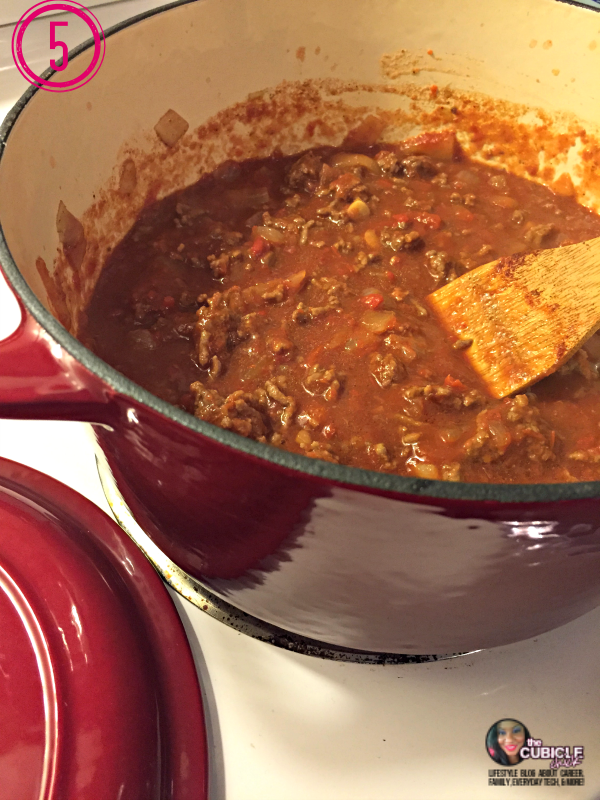 Beef Chili with Pickled Jalepenos Recipe 5