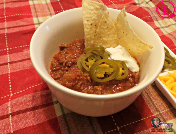 Beef Chili with Pickled Jalepenos Recipe 6