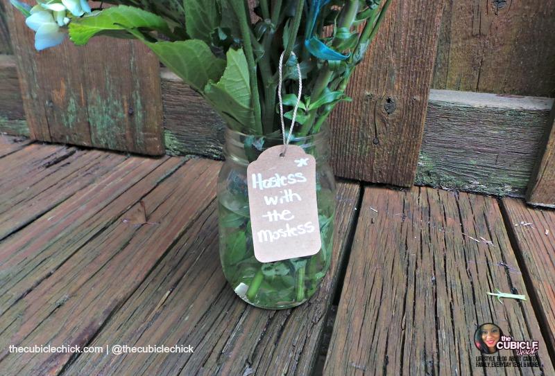 DIY Mason Jar Flowers