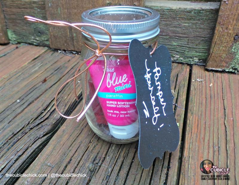 DIY Mason Jar Holiday Hostess Gift Idea