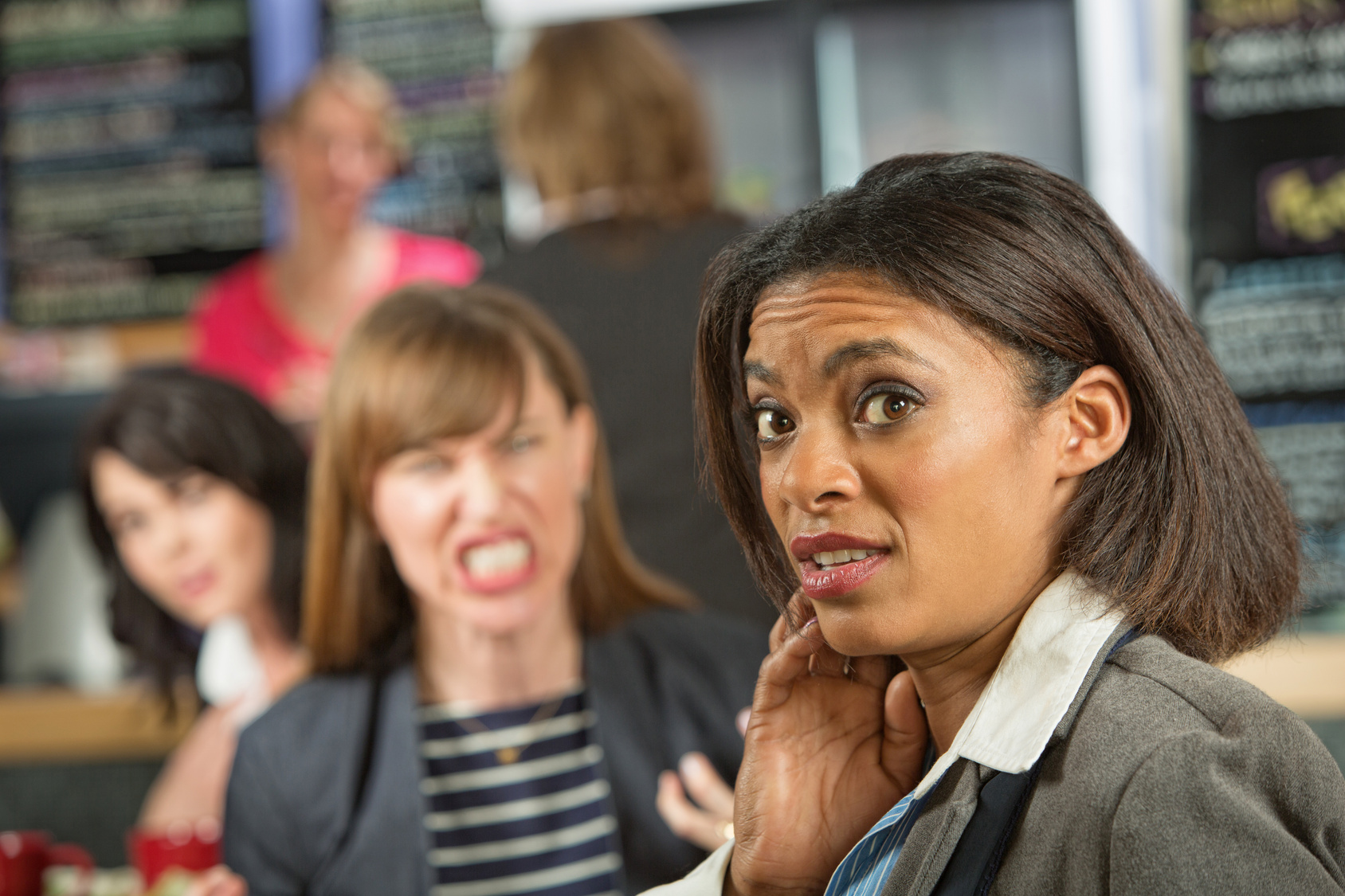 Five Tips for Dealing with Difficult Coworkers