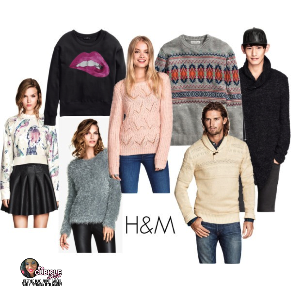 H&M Where to Buy Sweaters
