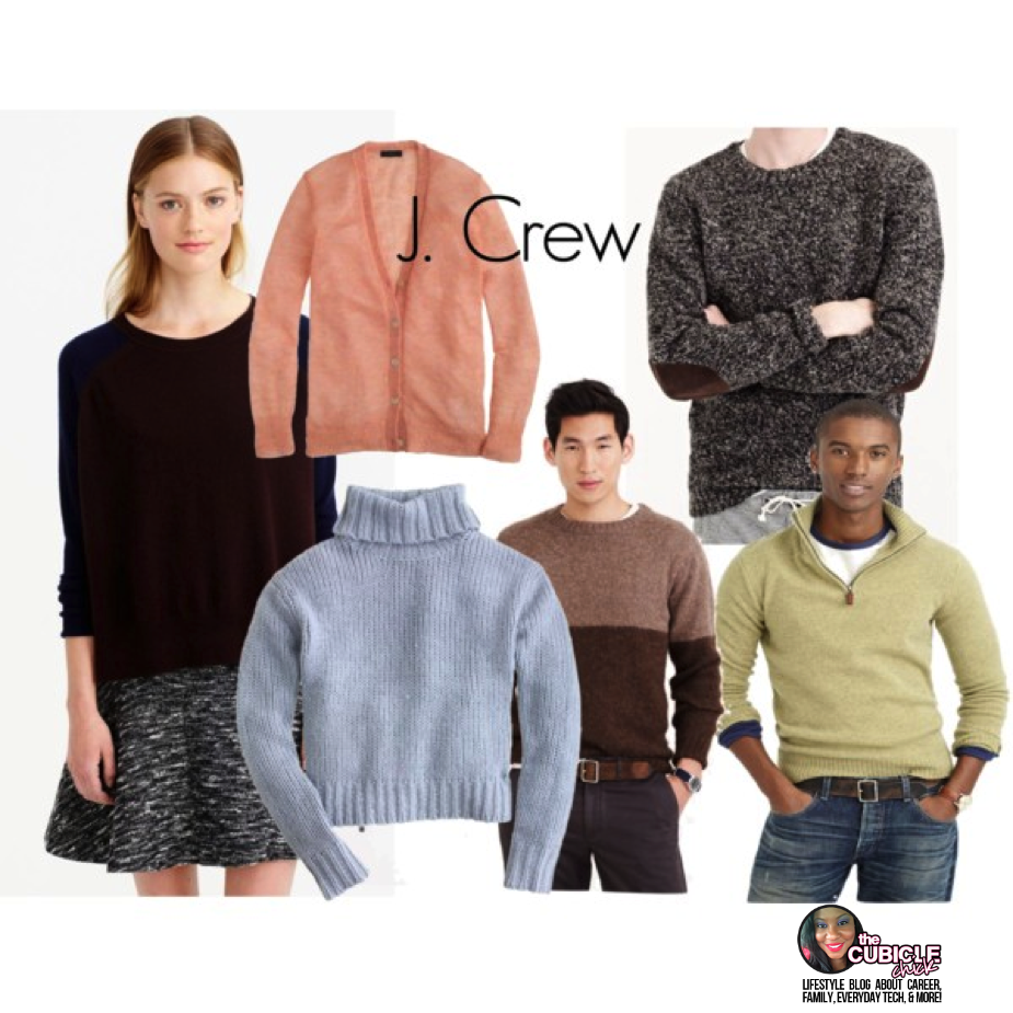 J. Crew Where to Buy Sweaters