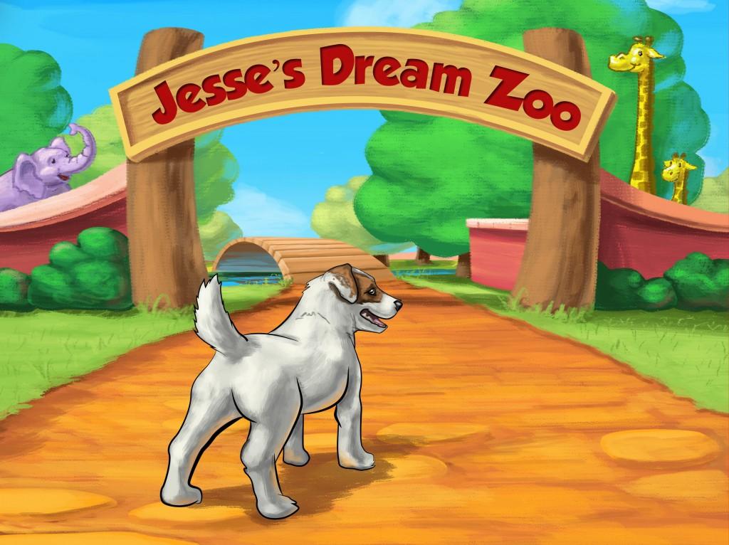 Jesse the Jack's ABC Zoo