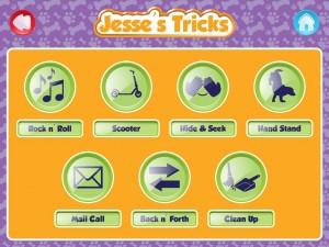 Jesse the Jack app