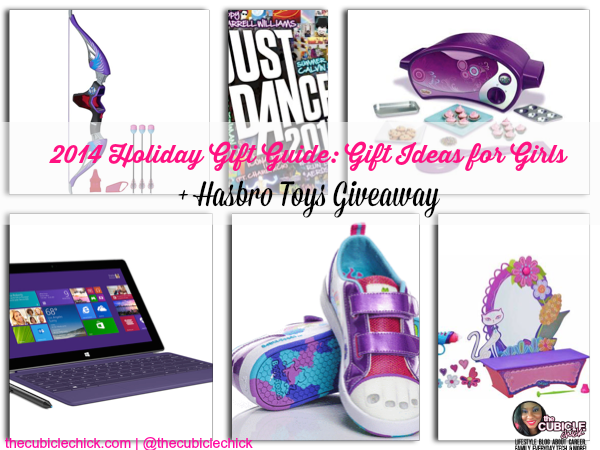 2014 Holiday Gift Guide Gift Ideas for Girls