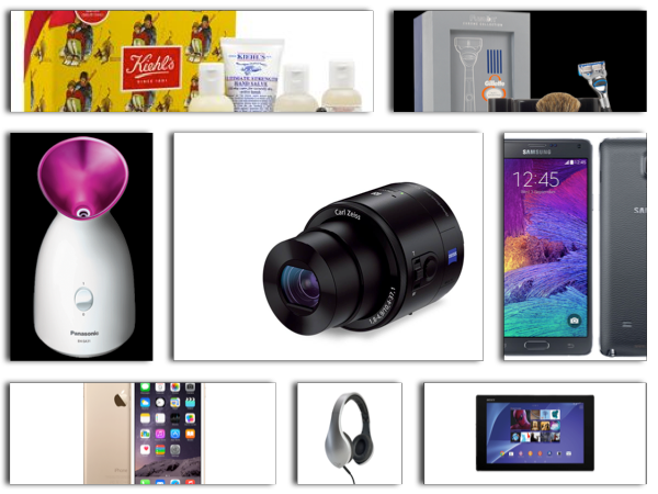 2014 Holiday Gift Guide: Gift Ideas for your Mate + Velodyne vLeve Headphone & Skin Giveaway