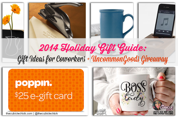 2014 Holiday Gift Ideas for Coworkers