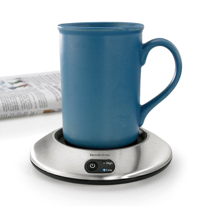 Brookstone Beverage Warmer Coworker Gift Idea