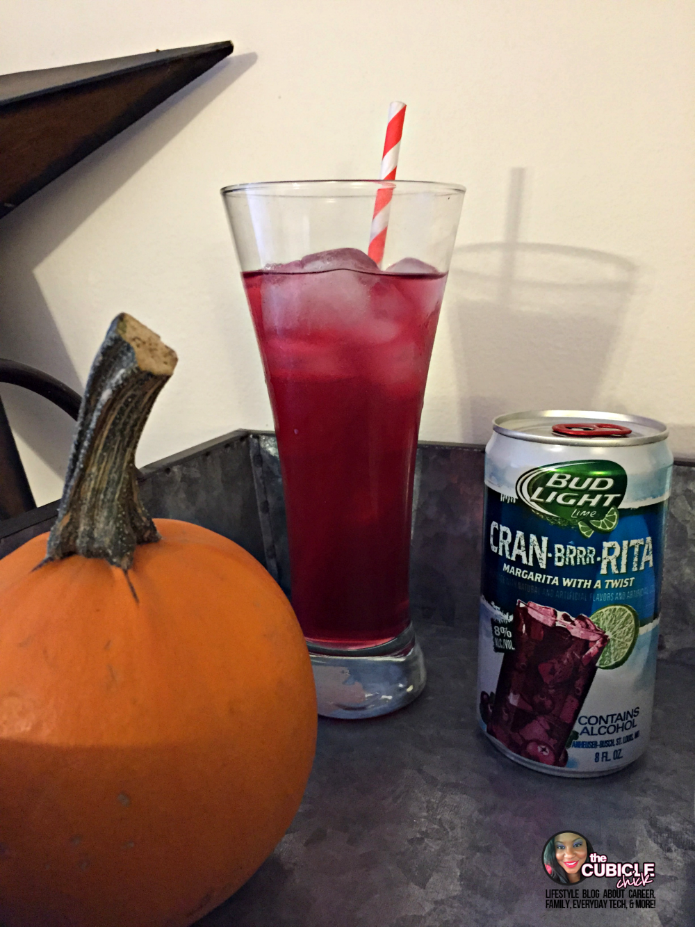 Celebrate the Holiday Season with Bud Light Lime Cran-Brrr-Ritas {Sponsored} #FiestaForever #GLAMFiestaForever