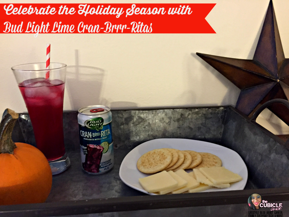 Celebrate the Holiday Season with Bud Light Lime Cran-Brrr-Ritas