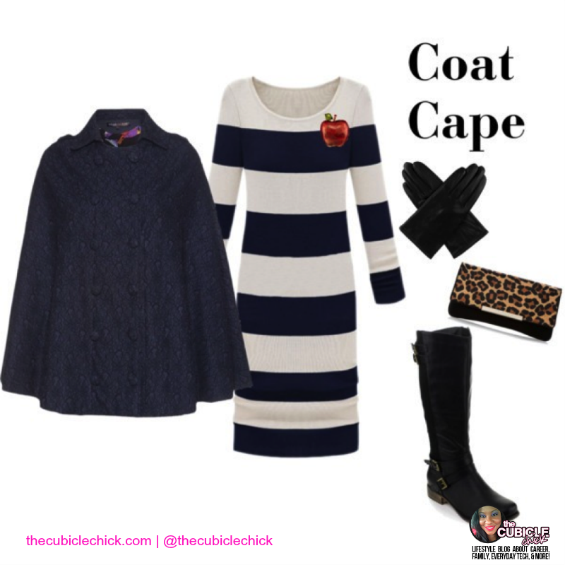 Style Cues: How to Wear a Cape Coat