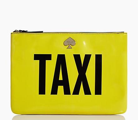Taxi Kate Spade