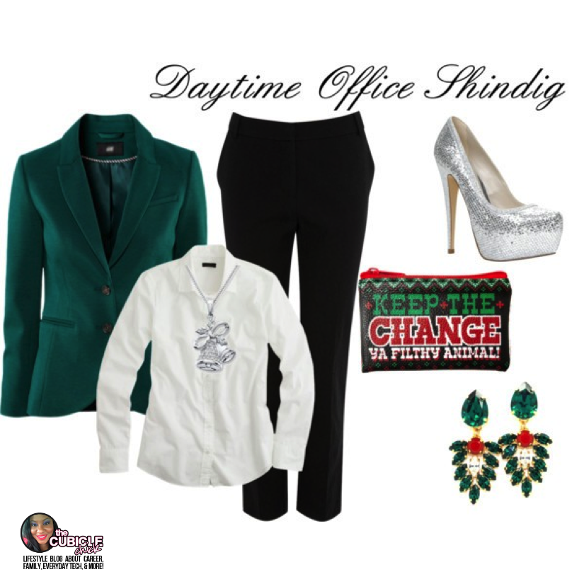 Daytime Office Holiday Party